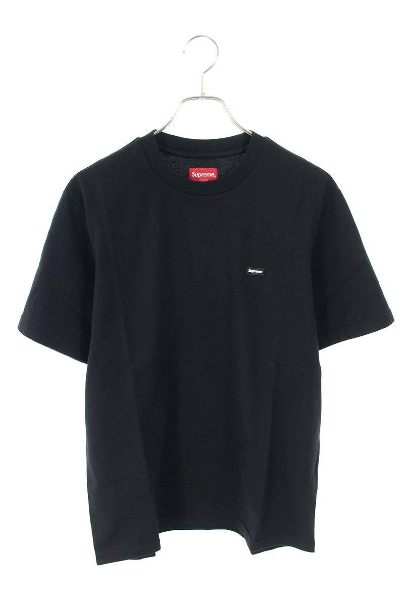 シュプリーム/SUPREME 【19SS】【Small Box Tee】スモールボックスロゴTシャツ(S/ブラック)【OM10】【メンズ】【025091】【中古】bb154#rinkan*S