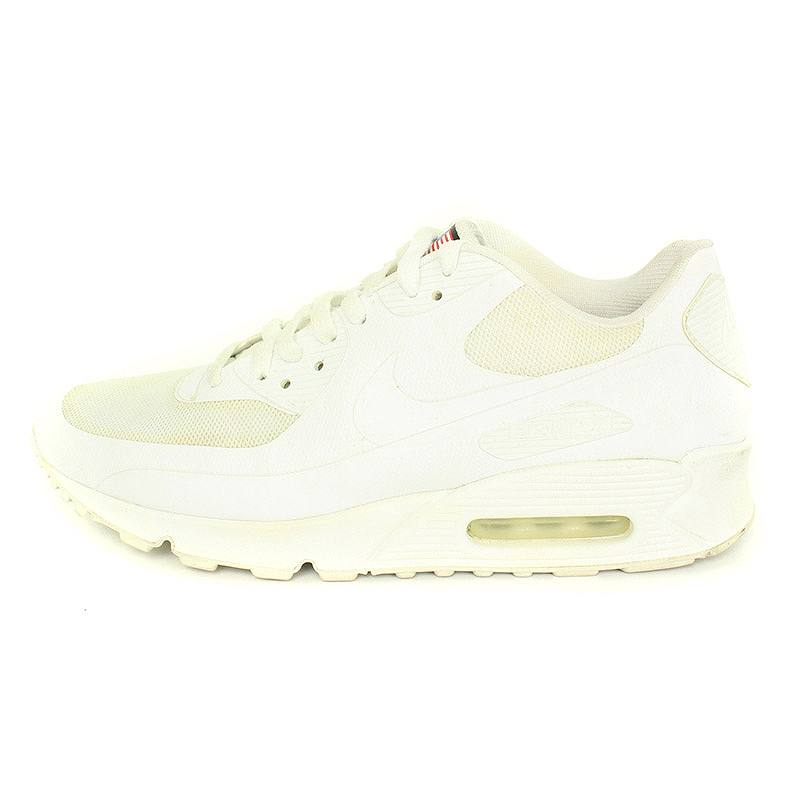 new concept 3cb5a 6f371 Nike /NIKE Air Max 90 hyper fuse independence sneakers (28cm/ white)  bb154#rinkan*B