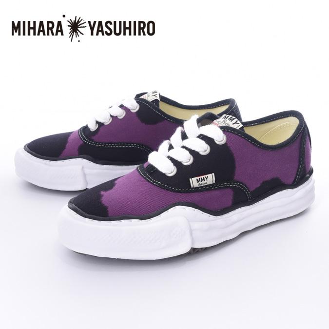Maison MIHARA YASUHIRO ミハラ ヤスヒロ ORIGINAL SOLE PRINTED LOWCUT SN メンズ スニーカー ローカット ダンズ ホルスタイン 三原康裕 モード ストリート 40-44 25.0-28.0cm