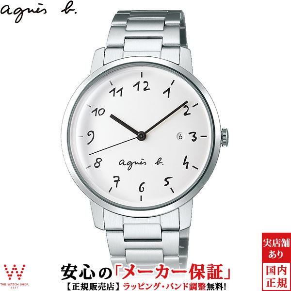 アニエスベー [agnes b] マルチェロ [marcello] FCRK991 クオーツ シンプル ファッションウォッチ ペアウォッチ可 メンズ 腕時計 時計 [誕生日 プレゼント ギフト 贈り物]