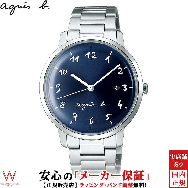 アニエスベー [agnes b] マルチェロ [marcello] FCRK990 クオーツ シンプル ファッションウォッチ ペアウォッチ可 メンズ 腕時計 時計 [誕生日 プレゼント ギフト 贈り物]