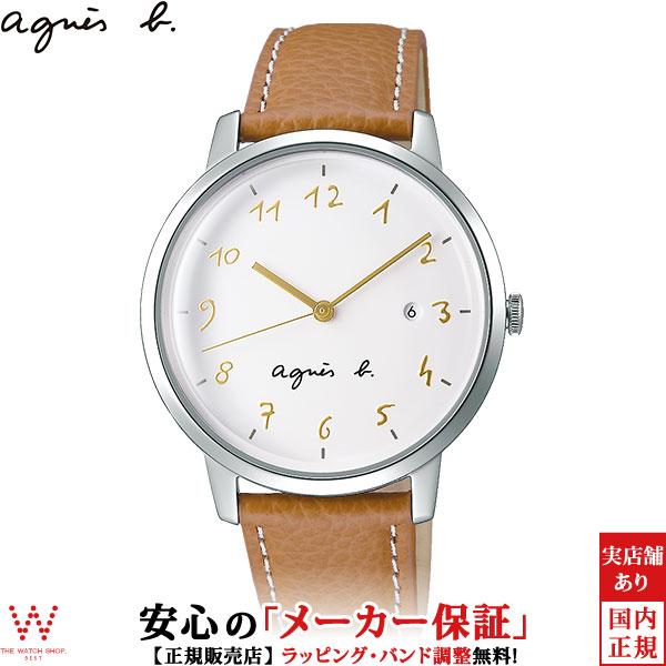 アニエスベー [agnes b] マルチェロ [marcello] FCRK989 クオーツ シンプル ファッションウォッチ ペアウォッチ可 メンズ 腕時計 時計 [誕生日 プレゼント ギフト 贈り物]