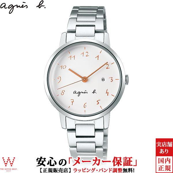 アニエスベー [agnes b] マルチェロ [marcello] FCSK935 クオーツ シンプル ファッションウォッチ ペアウォッチ可 レディース 腕時計 時計 [誕生日 プレゼント ギフト 贈り物]