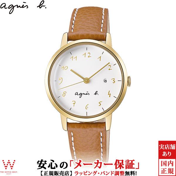 アニエスベー [agnes b] マルチェロ [marcello] FCSK933 クオーツ シンプル ファッションウォッチ ペアウォッチ可 レディース 腕時計 時計 [誕生日 プレゼント ギフト 贈り物]