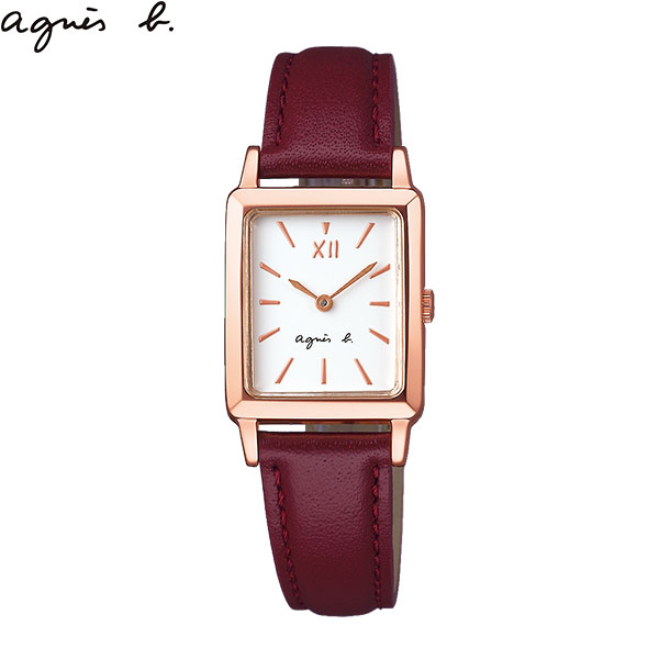 アニエスベー [agnes b] FCSK936 シンプル ファッション ブランド ウォッチ ペアウォッチ可 レディース 腕時計 時計 [誕生日 プレゼント プレゼント ギフト]