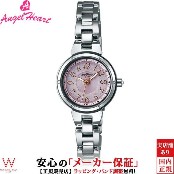 エンジェルハート [Angel Heart] クリスタルブルーム [Crystal Bloom] CB22SS 日本製ソーラー スワロフスキーエレメンツ レディース 腕時計 時計 [誕生日 プレゼント ギフト 贈り物]