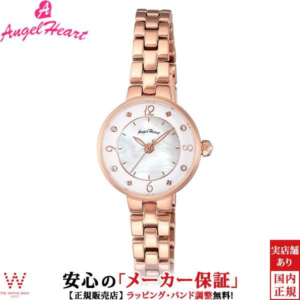 エンジェルハート [Angel Heart] トゥインクル ハート [Twinkle Heart] TH23PGソーラー レディース 腕時計 時計 [誕生日 プレゼント ギフト 贈り物]