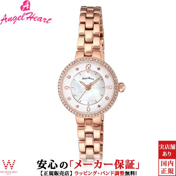 エンジェルハート [Angel Heart] トゥインクル ハート [Twinkle Heart] TH24PGZ ソーラー レディース 腕時計 時計 [誕生日 プレゼント ギフト 贈り物]