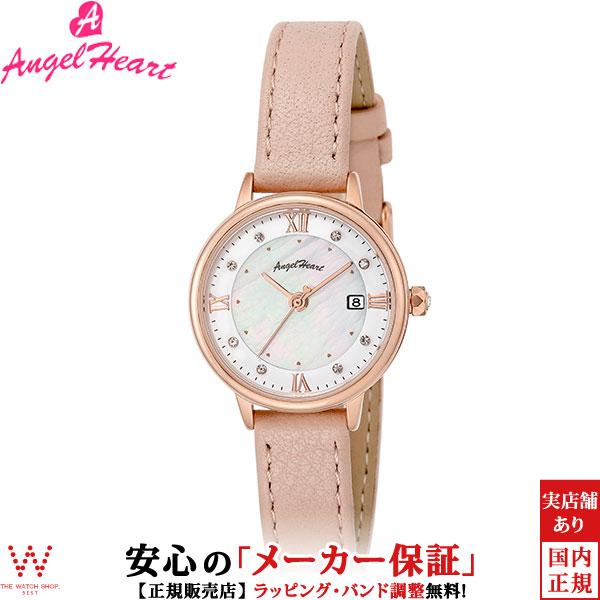エンジェルハート [Angel Heart] リュクス [LUXE] LU26P-PK ソーラー レディース 腕時計 時計 [誕生日 プレゼント ギフト 贈り物]
