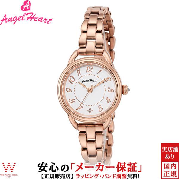 エンジェルハート [Angel Heart] ファースト スター [First Star] FS25PG ソーラー レディース 腕時計 時計 [誕生日 プレゼント ギフト 贈り物]