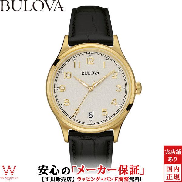 ブローバ [BULOVA] 97B147 ヴィンテージ [VINTAGE] 腕時計 時計 [誕生日 プレゼント ギフト 贈り物]
