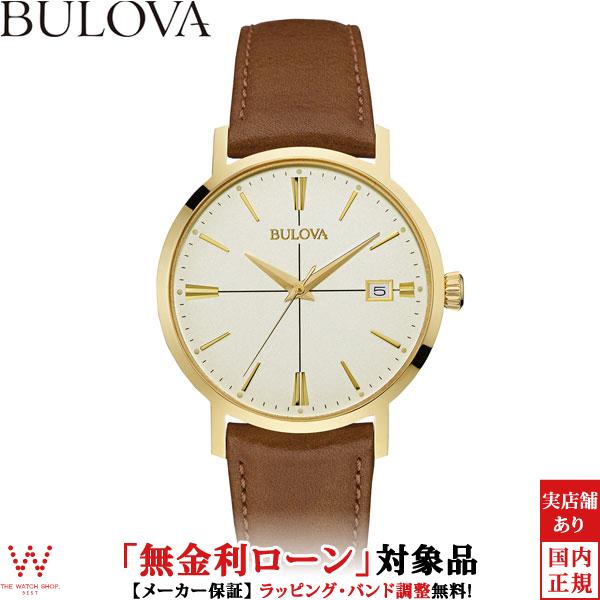 【無金利ローン可】 ブローバ [BULOVA] 97B151 メンズクラシック [MEN'S CLASSIC] エアロジェット [AEROJET] 腕時計 時計 [誕生日 プレゼント ギフト 贈り物]