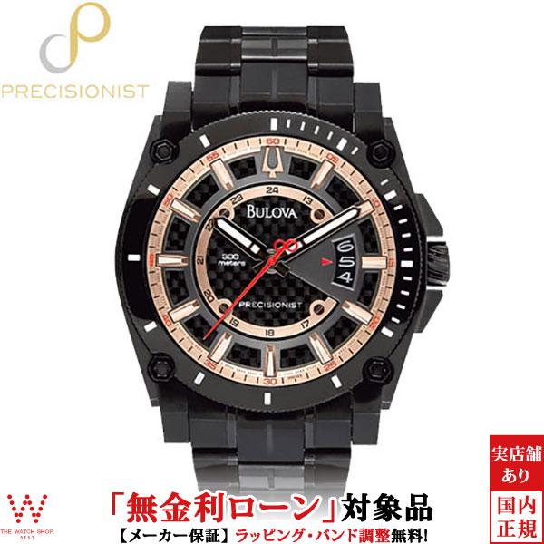 【無金利ローン可】 ブローバ ブローバ プレシジョニスト [BULOVA PRECISIONIST] Champlain 98B143 腕時計 時計 [誕生日 プレゼント ギフト 贈り物]