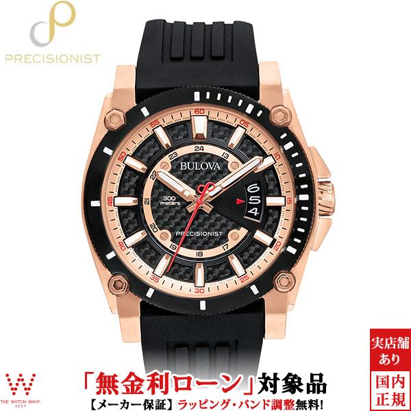 【無金利ローン可】 ブローバ ブローバ プレシジョニスト [BULOVA PRECISIONIST] Champlain 98B152 腕時計 時計 [誕生日 プレゼント ギフト 贈り物]