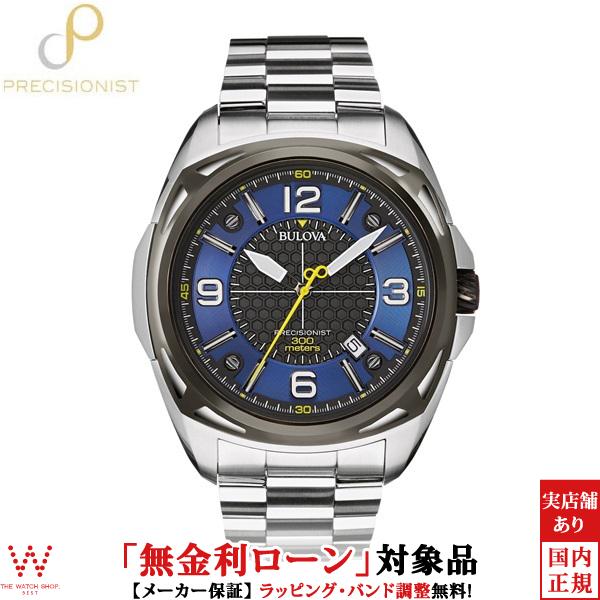 【無金利ローン可】 ブローバ ブローバ プレシジョニスト [BULOVA PRECISIONIST] パイロット [Pilot] 98B224 腕時計 時計 [誕生日 プレゼント ギフト 贈り物]