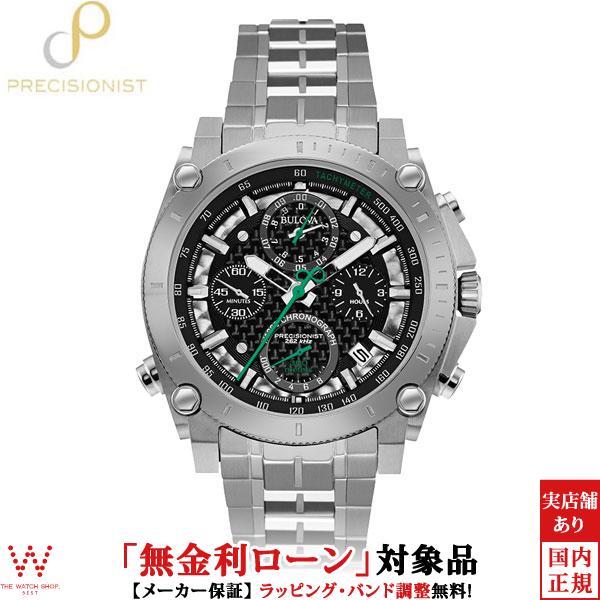 【無金利ローン可】 ブローバ ブローバ プレシジョニスト [BULOVA PRECISIONIST] Champlain Chrono 96G241 140周年モデル 腕時計 時計 [誕生日 プレゼント ギフト 贈り物]