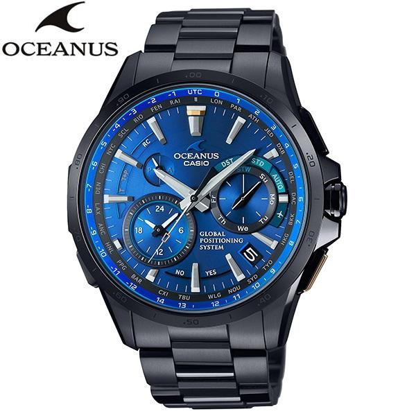 Обзор часов CASIO из новой специальной серии Oceanus