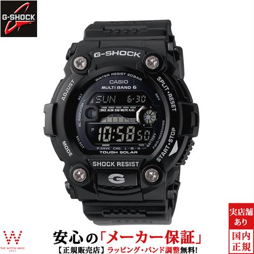 カシオ [CASIO] ジーショック [G-SHOCK] マルチバンド6 GW-7900B-1JF オールブラック 腕時計 時計 [誕生日 プレゼント ギフト 贈り物]
