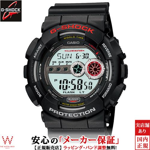 【1,000円クーポン有/3月21日20時~】カシオ [CASIO] ジーショック [G-SHOCK] GD-100-1A JF ブラック 腕時計 時計 [誕生日 プレゼント お買い物マラソン]
