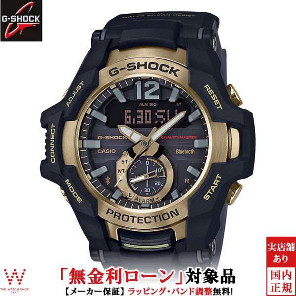 【無金利ローン可】 カシオ カシオ [CASIO] ジーショック [G-SHOCK] MT-G ブラック&ゴールド [Black & Gold] GR-B100GB-1AJF/メンズ/ラバーバンド 腕時計 時計 [誕生日 プレゼント ギフト 贈り物]