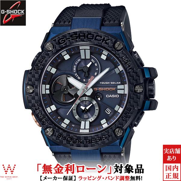 カシオ ショッピングローン無金利対象品 カシオ [CASIO] ジーショック [G-SHOCK] G-STEEL GST-B100XB-2AJF/メンズ/ラバーバンド 腕時計 時計 [誕生日 プレゼント ギフト 贈り物]