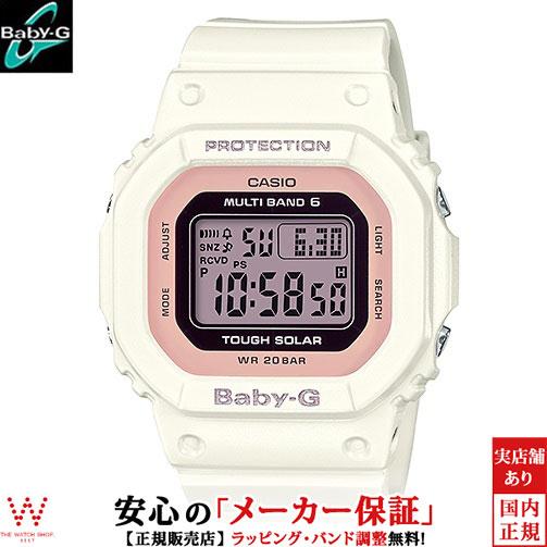 カシオ[CASIO] ベビージー[BABY-G] BGD-5000-7DJF/レディース/ラバーバンド【腕時計 時計】