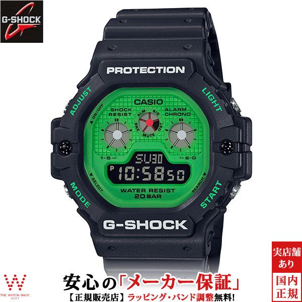 カシオ[CASIO] ジーショック[G-SHOCK] Hot Rock Sounds DW-5900RS-1JF/メンズ/ラバーバンド【腕時計 時計】