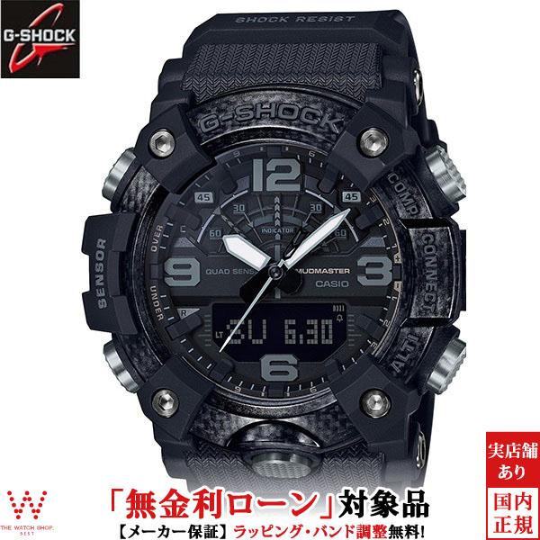 カシオ[CASIO] ジーショック[G-SHOCK] MASTER OF G ブラックアウト[Black Out] GG-B100-1BJF/メンズ/ラバーバンド【腕時計 時計】
