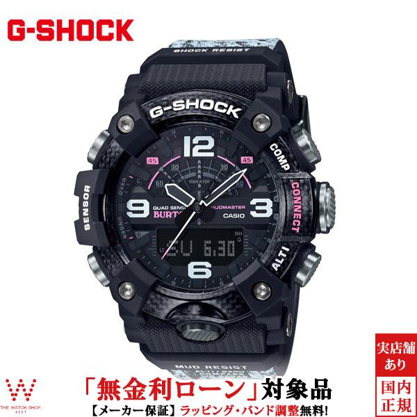 カシオ[CASIO] ジーショック[G-SHOCK] BURTONコラボレーションモデル GG-B100BTN-1AJR/メンズ/ラバーバンド【腕時計 時計】