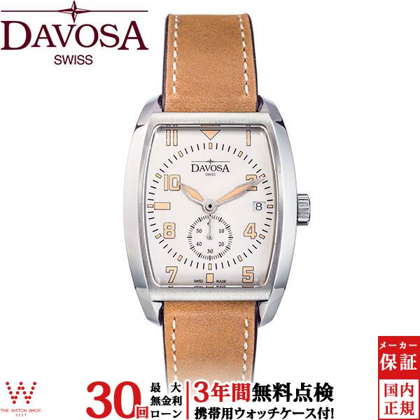 【3年間無料点検付】 ダボサ [DAVOSA] Evo 1908 161.575.36 ベージュ 自動巻 スイスメイド メンズ 腕時計 時計 [誕生日 プレゼント ギフト 贈り物]
