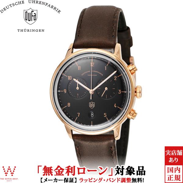 【無金利ローン可】 ドゥッファ ドゥッファ [DUFA] DF-9003-05 メンズ レザーバンド 腕時計 時計 [誕生日 プレゼント 贈り物 母の日]