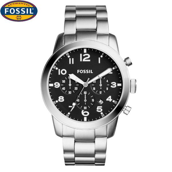 fosshiru[FOSSIL]54-飞行员[54-PILOT]FS5141金属带人