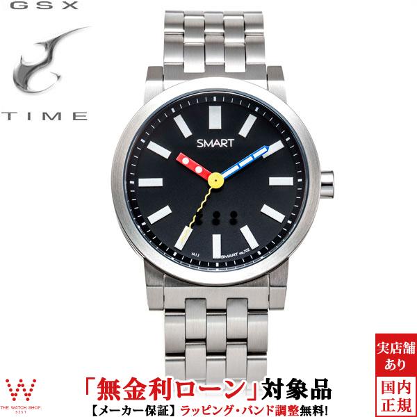 ジーエスエックス ショッピングローン無金利対象品 ジーエスエックス [GSX] 200series [200シリーズ] GSX221SBK-2 SMART no,102 メンズ 腕時計 時計 [ラッピング ギフト クリスマス プレゼント]
