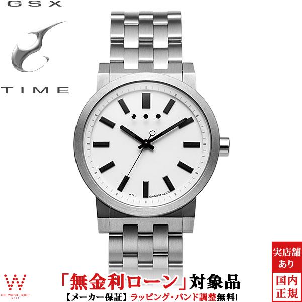 【無金利ローン可】 ジーエスエックス [GSX] GSX221SWH-5 SMART no.106 東京Ⅲ [TOKYOⅢ] メンズ 腕時計 時計 [ラッピング ギフト プレゼント]