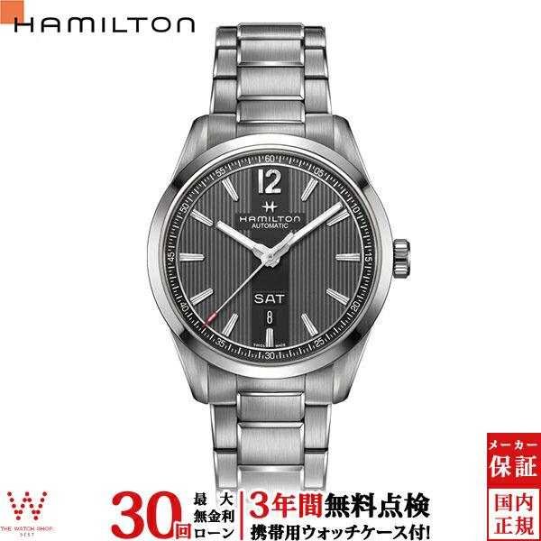 【無金利ローン可】【3年間無料点検付】 ハミルトン [Hamilton] ブロードウェイ デイデイト オート H43515135 メンズ腕時計 腕時計 時計 [誕生日 プレゼント ギフト 贈り物]