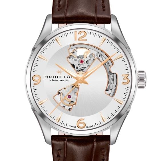 【無金利ローン可】【3年間無料点検付】 ハミルトン [Hamilton] ジャズマスター オープンハート ジェント H32705551 メンズ腕時計 腕時計 時計 [誕生日 プレゼント 贈り物 ギフト]