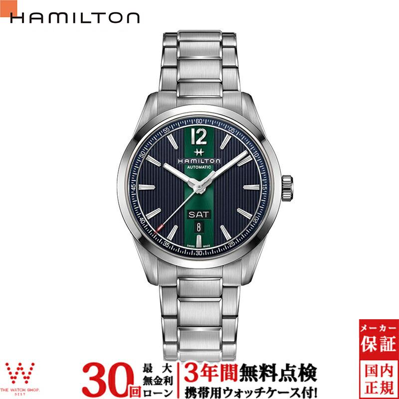 【クーポン有】【無金利ローン可】 ハミルトン [Hamilton] ブロードウェイ オート H43515141 メンズ 腕時計 時計 [誕生日 プレゼント 贈り物 ギフト]