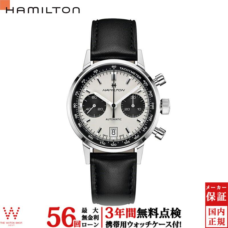 【クーポン有】【無金利ローン可】 ハミルトン [Hamilton] イントラマティック オートクロノ H38416711 メンズ 腕時計 時計 [誕生日 プレゼント 贈り物 ギフト]