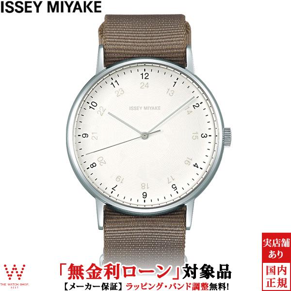【無金利ローン可】 イッセイミヤケ ISSEY MIYAKE エフ [f] NYAJ003 岩崎一郎氏 24時間表示 メンズ レディース 腕時計 時計 [誕生日 プレゼント ギフト 贈り物]