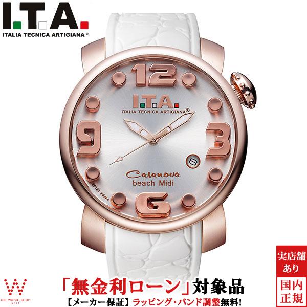 【無金利ローン可】 アイティーエー [I.T.A.] カサノバ・ビーチ ミディ 19.03.15 メンズ レディース 腕時計 時計 [誕生日 プレゼント 贈り物 ギフト]