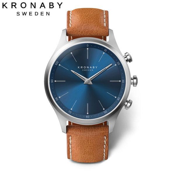 【モバイルバッテリー付】 【無金利ローン可】 クロナビー [KRONABY] スマートウォッチ [smart watch] セイケル [SEKEL] 41mm A1000-3124 メンズ レディース 腕時計 時計 [誕生日 プレゼント 父の日 ギフト]