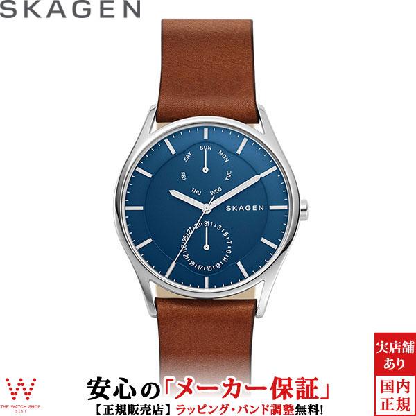 スカーゲン [SKAGEN] ホルスト [HOLST] SKW6449 日付 曜日 メンズ 北欧 腕時計 時計 [誕生日 プレゼント ギフト 贈り物]