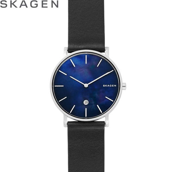 スカーゲン [SKAGEN] ハーゲン [HAGEN] SKW6471 パール ブルー メンズ 北欧 腕時計 時計 [誕生日 プレゼント ギフト 贈り物]