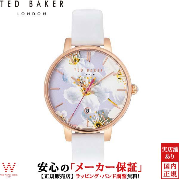【500円クーポン有】テッドベーカーロンドン [TED BAKER LONDON] LADIES COLLECTION KATE 10031545 レディース 花柄 腕時計 時計 [誕生日 プレゼント ギフト 贈り物]