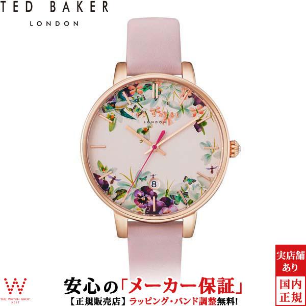 【500円クーポン有】テッドベーカーロンドン [TED BAKER LONDON] LADIES COLLECTION KATE 10031550 レディース 花柄 腕時計 時計 [誕生日 プレゼント ギフト 贈り物]
