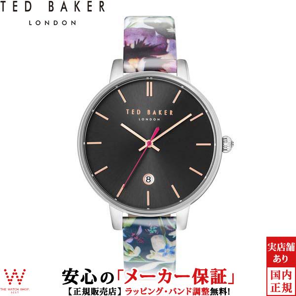 【500円クーポン有】テッドベーカーロンドン [TED BAKER LONDON] LADIES COLLECTION KATE 10031549 レディース 花柄 腕時計 時計 [誕生日 プレゼント ギフト 贈り物]