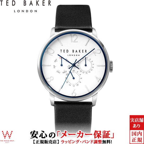 【500円クーポン有】テッドベーカーロンドン [TED BAKER LONDON] MEN'S COLLECTION JACK 10023491 メンズ 日付 曜日 腕時計 時計 [誕生日 プレゼント ギフト 贈り物]