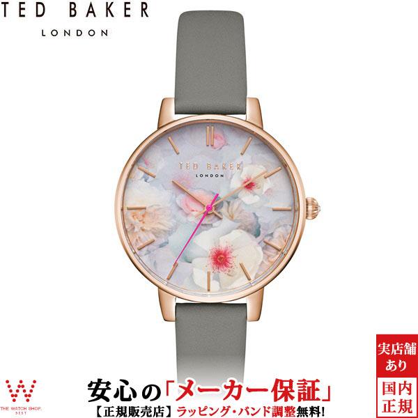 【500円クーポン有】テッドベーカーロンドン [TED BAKER LONDON] LADIES COLLECTION KATE TEC0025007 レディース 花柄 腕時計 時計 [誕生日 プレゼント ギフト 贈り物]