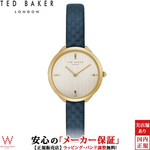 【500円クーポン有】テッドベーカーロンドン [TED BAKER LONDON] LADIES COLLECTION ELANA TE15198014 レディース 2針 腕時計 時計 [誕生日 プレゼント ギフト 贈り物]