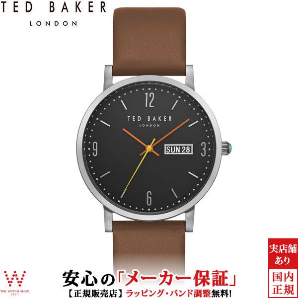 【500円クーポン有】テッドベーカーロンドン [TED BAKER LONDON] MEN'S COLLECTION GRANT TE15196010 メンズ 日付 曜日 腕時計 時計 [誕生日 プレゼント ギフト 贈り物]